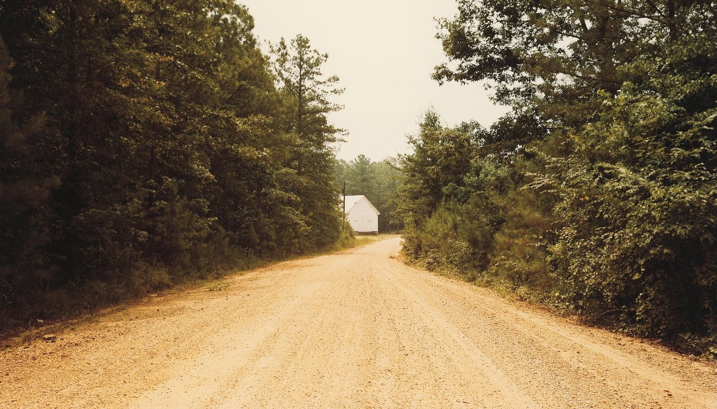 Red Dirt Country Road